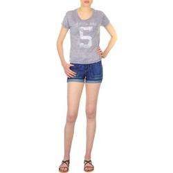 Abbigliamento Donna Shorts / Bermuda School Rag SAILOR COMFORT Blu