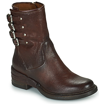 Scarpe Donna Stivaletti Airstep / A.S.98 MIRACLE BUCKLE Bordeaux