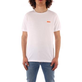 Abbigliamento Uomo T-shirt maniche corte Refrigiwear JE9101-T27100 BIANCO