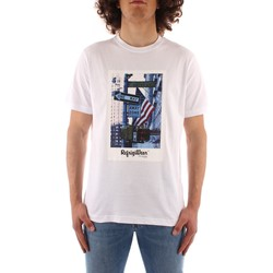 Abbigliamento Uomo T-shirt maniche corte Refrigiwear JE9101-T24400 BIANCO