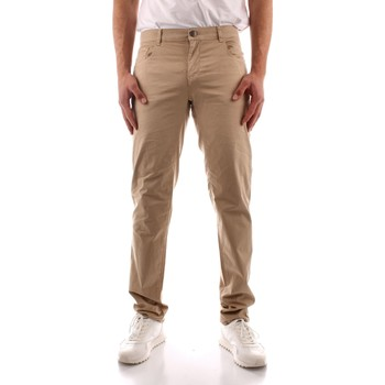Abbigliamento Uomo Chino Trussardi 52J00007 1T005015 BEIGE