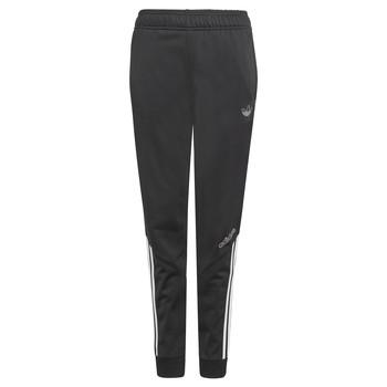 Abbigliamento Unisex bambino Pantaloni da tuta adidas Originals BLOEU Nero