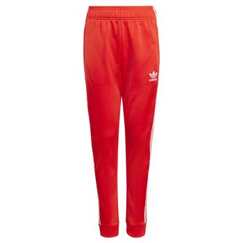 Abbigliamento Unisex bambino Pantaloni da tuta adidas Originals HANA Rosso
