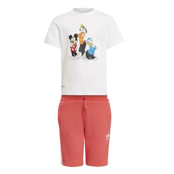 Abbigliamento Unisex bambino Completo adidas Originals BONNUR Multicolore