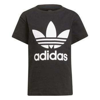 Abbigliamento Unisex bambino T-shirt maniche corte adidas Originals CHANTIS Nero