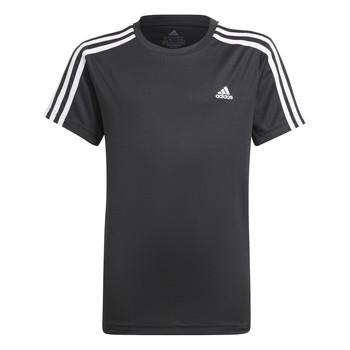 Abbigliamento Bambino T-shirt maniche corte adidas Performance MARIONA Nero