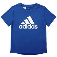 Abbigliamento Bambino T-shirt maniche corte adidas Performance CLAUDIA Blu