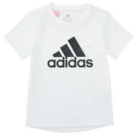 Abbigliamento Bambino T-shirt maniche corte adidas Performance NADEGE Bianco