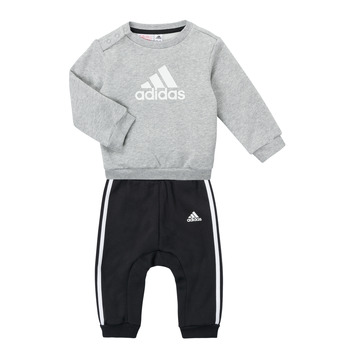 Abbigliamento Bambino Completo adidas Performance SONIA Grigio / Nero