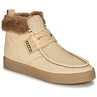 Scarpe Donna Sneakers alte Mam'Zelle AMOR Bianco