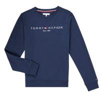 Abbigliamento Bambino Felpe Tommy Hilfiger TERRIS Marine