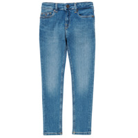 Abbigliamento Bambino Jeans skynny Tommy Hilfiger SIMON Blu