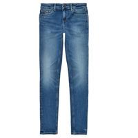 Abbigliamento Bambina Jeans skynny Tommy Hilfiger JEANNOT Blu
