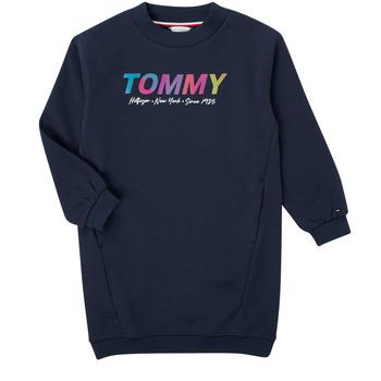 Abbigliamento Bambina Abiti corti Tommy Hilfiger BELISTA Marine