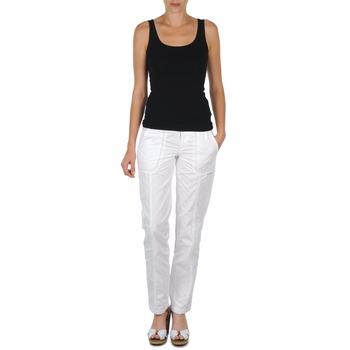 Abbigliamento Donna Pantaloni 5 tasche O'neill DANI Bianco