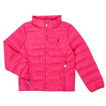 Abbigliamento Bambina Piumini Polo Ralph Lauren DERNIN Rosa