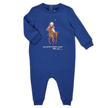 Abbigliamento Bambino Tuta jumpsuit / Salopette Polo Ralph Lauren KATRINA Marine