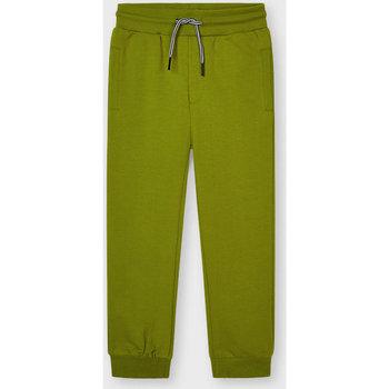 Abbigliamento Unisex bambino Pantaloni da tuta Mayoral ATRMPN-26623 Verde