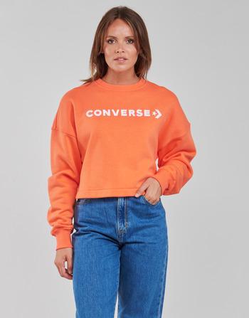 Converse EMBROIDERED WORDMARK CREW