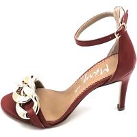 Scarpe Donna Décolleté Mary 525-90 Rosso
