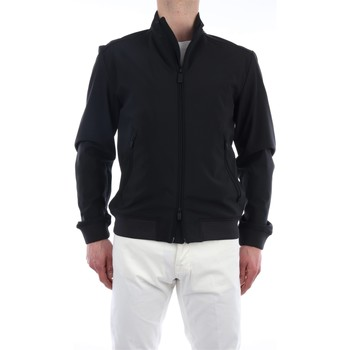 Abbigliamento Uomo Giubbotti Ciesse Piumini ASHJO-P7B23X A Vento Uomo Nero Nero
