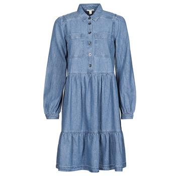 Abbigliamento Donna Abiti corti Esprit COO DRESS Blu