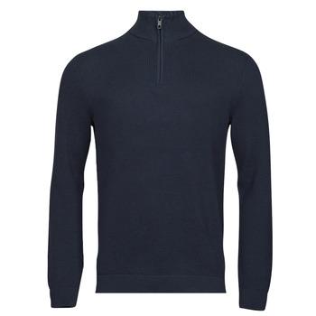 Abbigliamento Uomo Maglioni Esprit PIMA TRO Blu