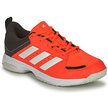 Scarpe Sport Indoor adidas Performance Ligra 7 M Rosso