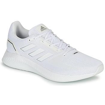Scarpe Uomo Running / Trail adidas Performance RUNFALCON 2.0 Bianco