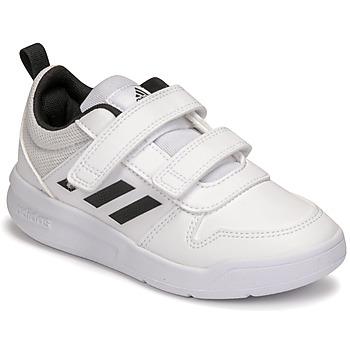 Scarpe Unisex bambino Sneakers basse adidas Performance TENSAUR C Bianco / Nero