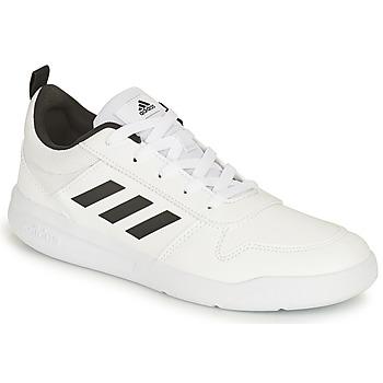Scarpe Unisex bambino Sneakers basse adidas Performance TENSAUR K Bianco / Nero