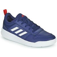 Scarpe Unisex bambino Sneakers basse adidas Performance TENSAUR K Marine / Bianco