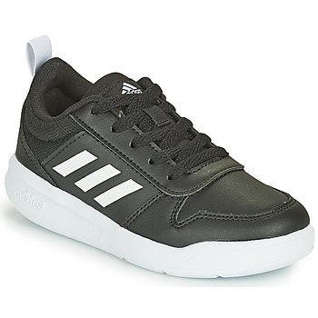 Scarpe Unisex bambino Sneakers basse adidas Performance TENSAUR K Nero / Bianco