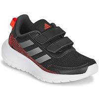 Scarpe Bambino Running / Trail adidas Performance TENSAUR RUN C Nero
