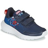 Scarpe Bambino Running / Trail adidas Performance TENSAUR RUN C Blu