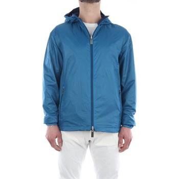 Abbigliamento Uomo giacca a vento Ciesse Piumini CLANCY-N7410X A Vento Uomo Blu Blu