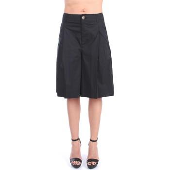 Abbigliamento Donna Shorts / Bermuda Liviana Conti S1/L1SK30 Bermuda Donna Nero Nero