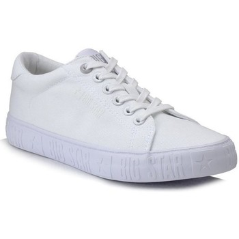 Scarpe Donna Sneakers basse Big Star HH274216 Bianco