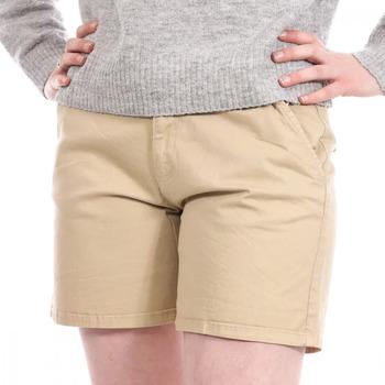 Abbigliamento Donna Shorts / Bermuda Lee Cooper LEE-008101 Beige