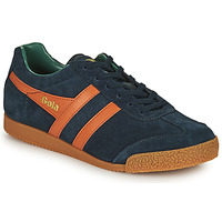 Scarpe Uomo Sneakers basse Gola HARRIER Marine / Arancio