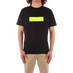 Abbigliamento Uomo T-shirt maniche corte Refrigiwear JE9101-T27300 NERO