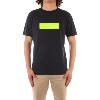 Abbigliamento Uomo T-shirt maniche corte Refrigiwear JE9101-T27300 BLU