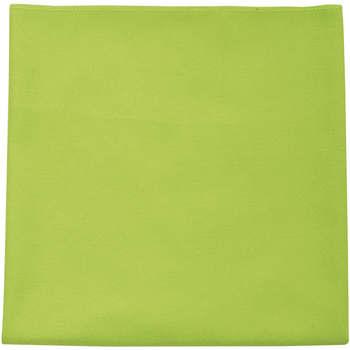 Casa Asciugamano e guanto esfoliante Sols ATOLL 70 VERDE MANZANA Verde