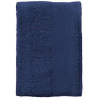 Casa Asciugamano e guanto esfoliante Sols BAYSIDE 100 French Marino Azul