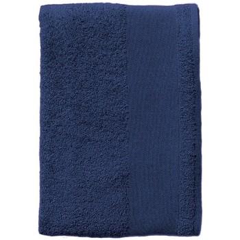 Casa Asciugamano e guanto esfoliante Sols BAYSIDE 70 French Marino Azul