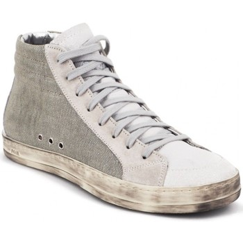 Scarpe Donna Sneakers alte P448 Sneaker Skate Desert Beige Beige