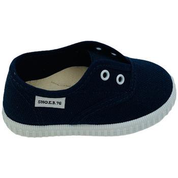 Scarpe Sneakers Sho.e.b. 76 8005 BM6  BLU Blu