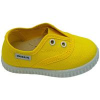 Scarpe Sneakers Sho.e.b. 76 8005  BM10 Giallo