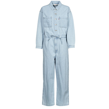 Abbigliamento Donna Tuta jumpsuit / Salopette Levi's ROOMY JUMPSUIT Blu