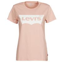 Abbigliamento Donna T-shirt maniche corte Levi's THE PERFECT TEE Rosa